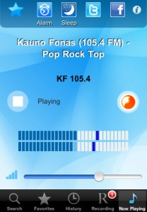 Radio Lithuania For Linux