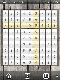 Resco Sudoku Touch 1.50