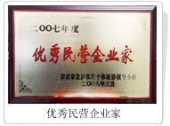南京市优秀民营企业申报表