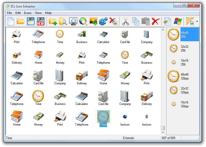 ICL-Icon Extractor 5.10
