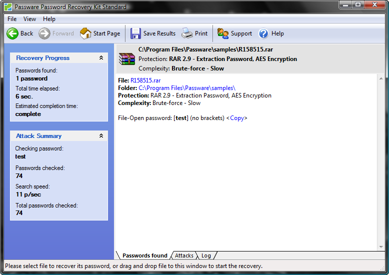 RAR Key 9.1 Build 600