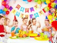 小美女的生日派对