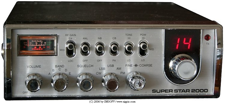SuperStar 2000