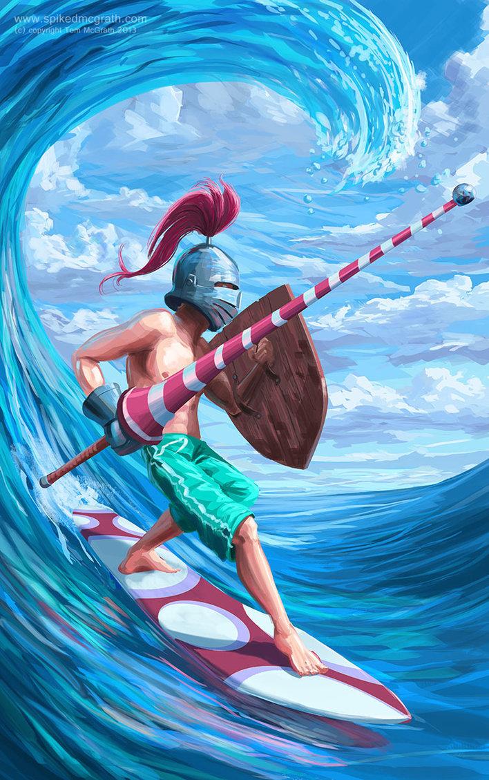 Surf Knight