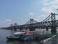 鸭绿江大桥导游词