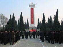 清明节在全市祭扫烈士墓仪式上的讲话范文