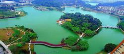 湖北东湖风景区导游词