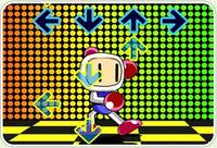 炸弹人跳舞机...