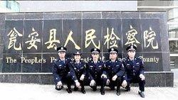 县检察院法警大队工作总结