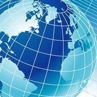 全球化商业公司企业网站模板