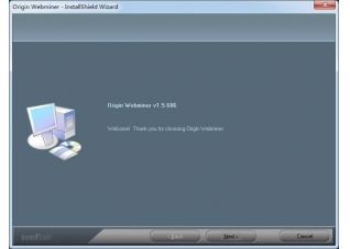 Origin Webminer