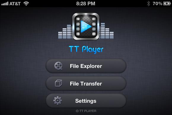 TT player