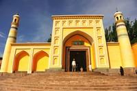 新疆艾提尕尔清真寺导游词