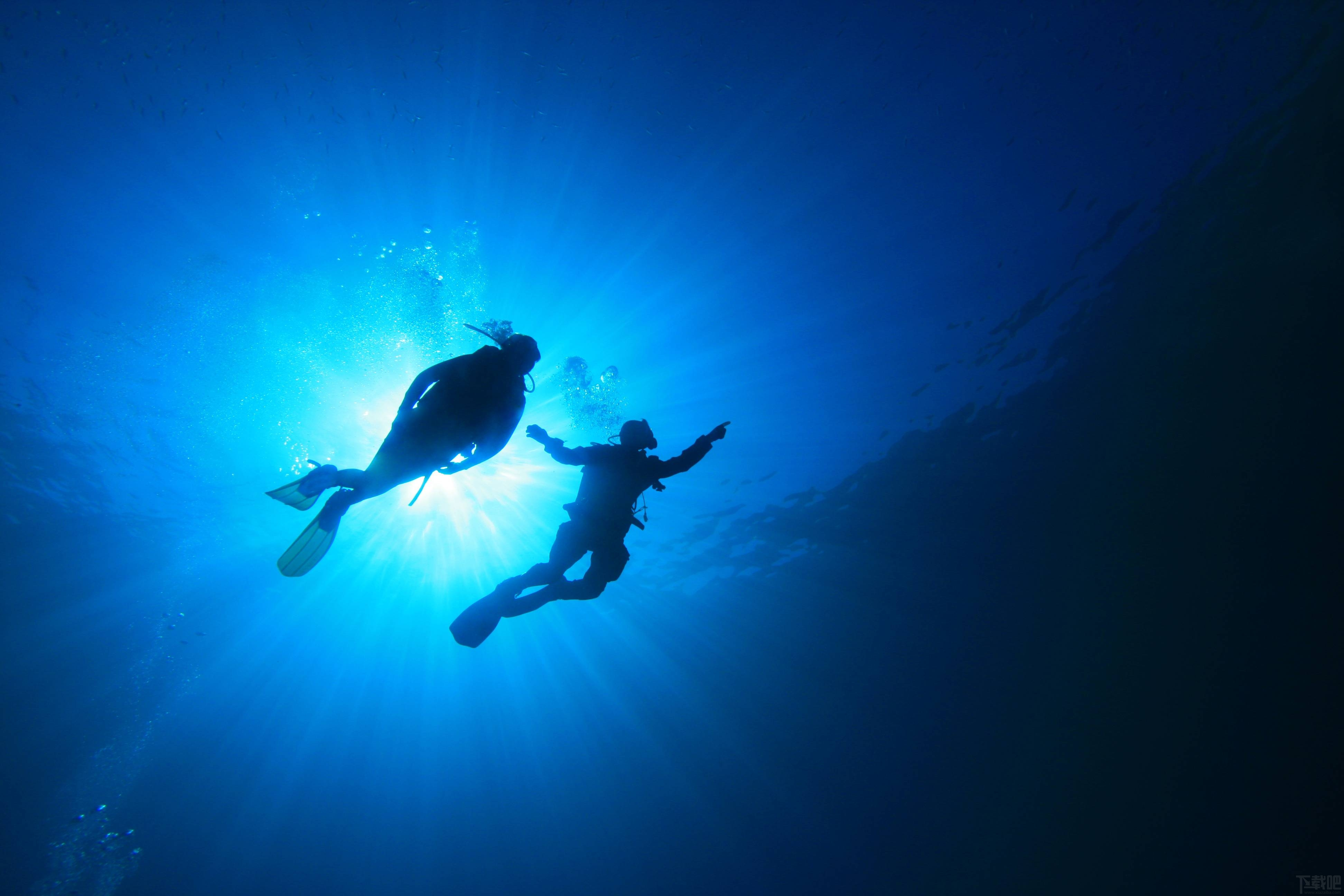 Amazing Dives Screensaver