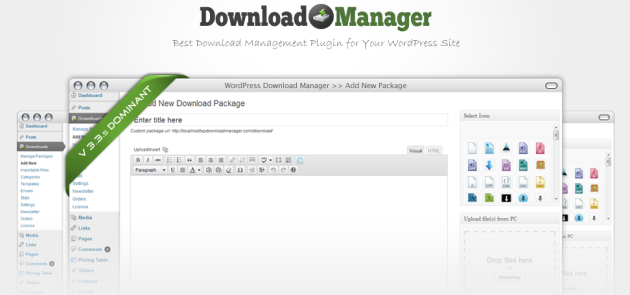 WP-DownloadManager