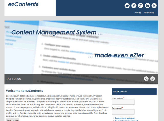 ezContents 3.01