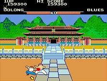 功夫小子 Yie Ar Kung Fu QVGA版 1.0.0