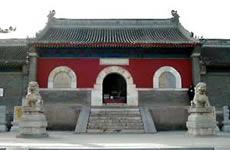 北京云居寺导游词