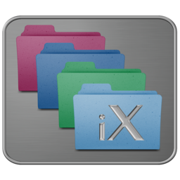 绿软文件夹图标...