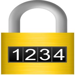 电脑密匙锁