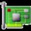 TechPowerUP GPU-Z 0.7.2 ROG版For WinXP-32/WinXP-64