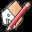 Google SketchUp...