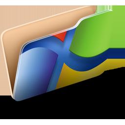 Vista彩色文件夹