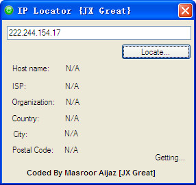 IPLocator