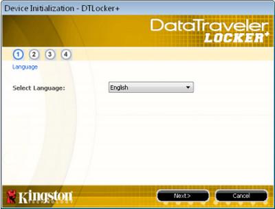 DTL plus Launcher金士顿U盘加密工具