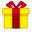 圣诞节彩色图标矢量素材 eps格式免费下载