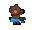 布朗熊和可妮兔表情包 1.0