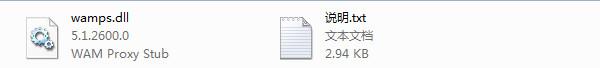 wamps.dll 官方版