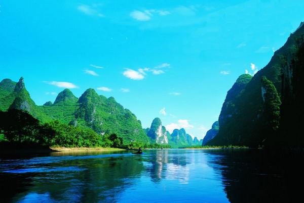 桂林山水高清风景图