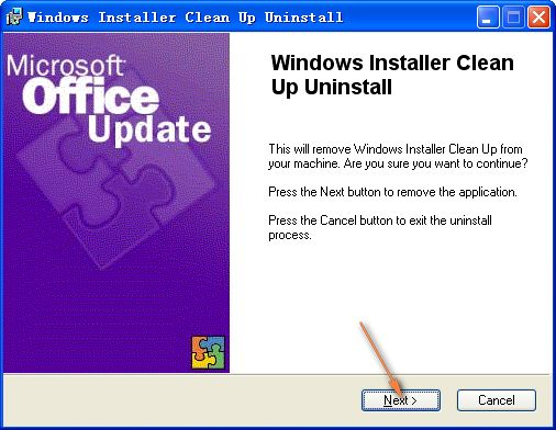 Windows Installer Clean Up