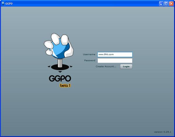 ggpo平台