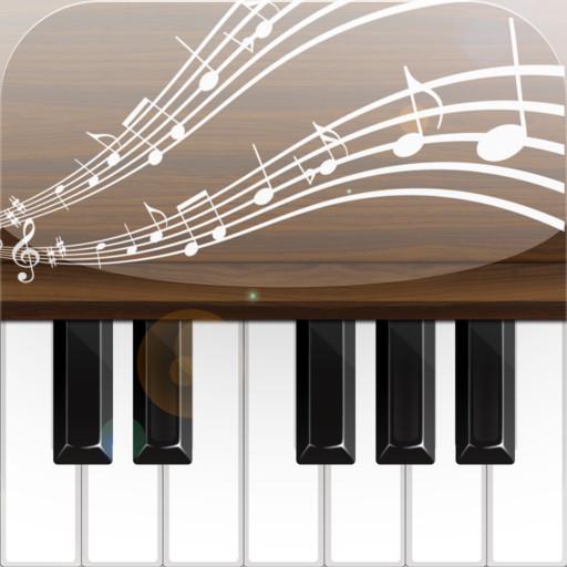 iphone钢琴谱