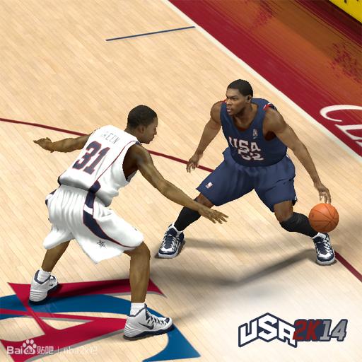 NBA2K14官方名单更新补丁 6.25 免费版