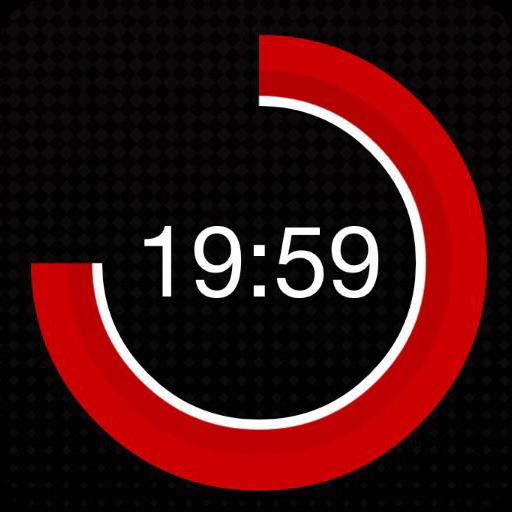 快速倒计时器 1.1绿色版
