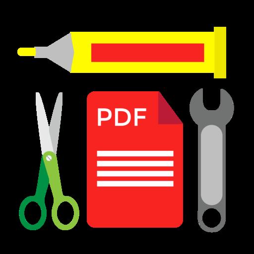 PDF分割合并工具...