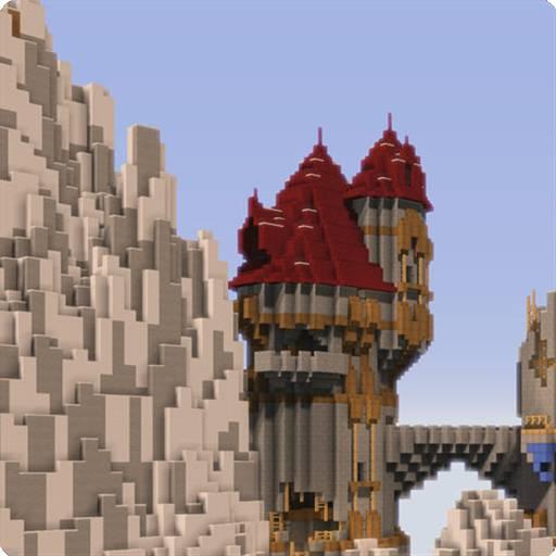 我的世界现代建...