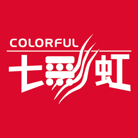 Colorful七彩虹...