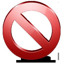 Access Forbidden!