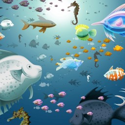 Jelly Fish Animated Wallpaper