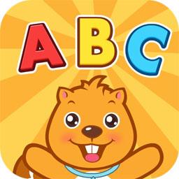动画学英语字母