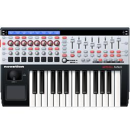 NovaStation MIDI