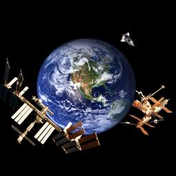 Space Shuttle Screensaver