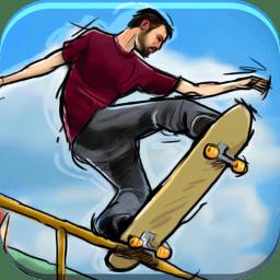 滑板男孩 flash游戏