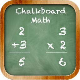 Chalkboard Math