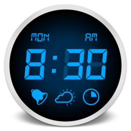 Softdiv Alarm Clock