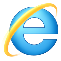 IE Open Selected URL